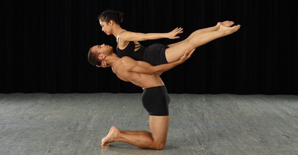 Rainbow Dance Theatre Partnering