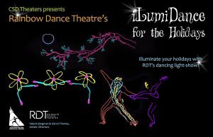 Corvallis District Theater - iLumiDance Holiday Show @ CHS Performing Arts Center | Corvallis | Oregon | United States